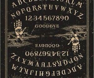 ouija, ouija board, and ghost image