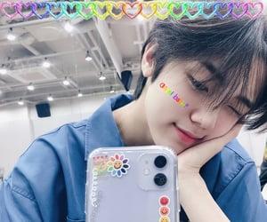 Ahn, icon, and rainbow image
