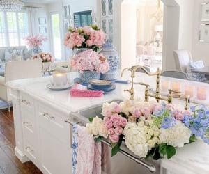 aesthetic, architecture, and kitchen image