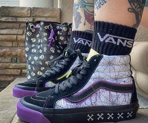 black, drip, and purple image