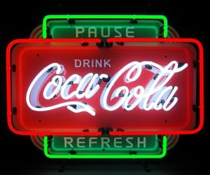 coca cola, red, and coke image