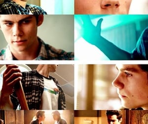 actor, edit, and teen wolf image
