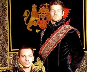 Henry Cavill and The Tudors image