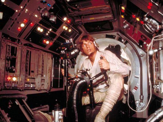 luke skywalker, star wars, and nh image