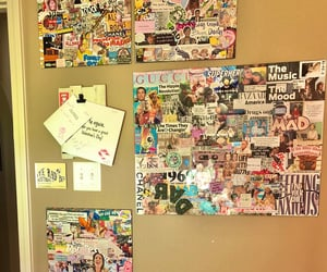 art, Collage, and cool image