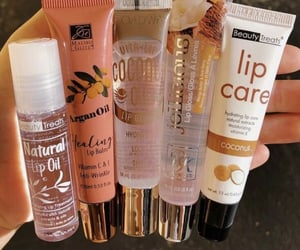 beauty, cosmetics, and lipgloss image