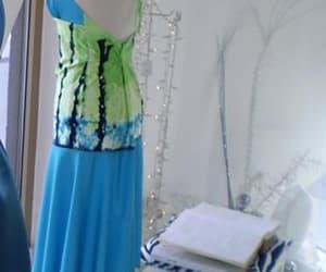 beach wear, summer dress, and summer party dress image