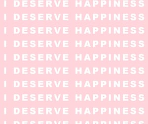 happiness, happy, and pink image