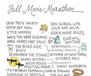 autumn, fall, and movies image