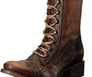 leather, boots, and fashion image