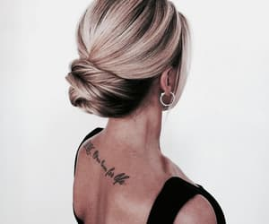 fashion, beauty, and hairstyle image