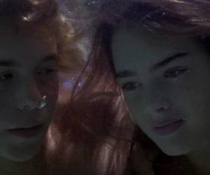 blonde, blue lagoon, and boyfriend image