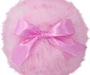 pink, powder puff, and girly image