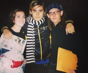 30 seconds to mars, band, and jared leto image