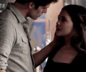 gif, danielle campbell, and kol mikaelson image