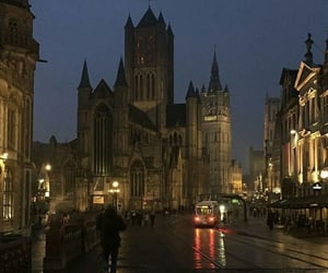 aesthetic, architecture, and belgium image