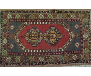 vintage rugs, wool area rug, and tribal collection image