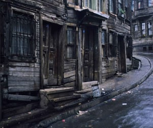 abandoned, street, and old image