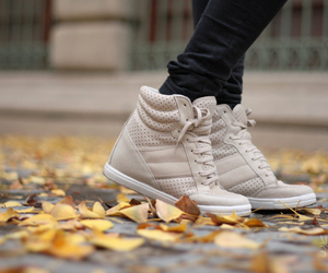 sneakers, topshop, and style image