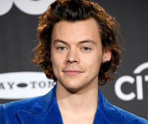Harry Styles, one direction, and model image