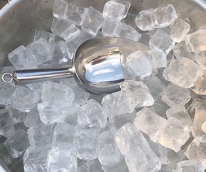 ice and aesthetic image