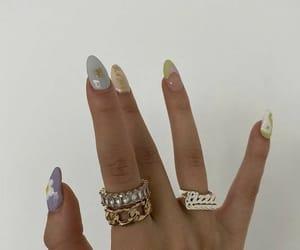 bracelet, earrings, and ring image