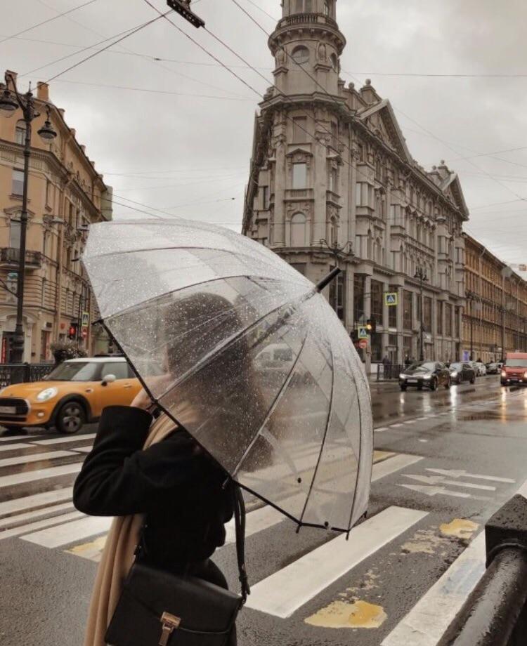 rain, city, and travel image