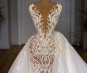 Couture, dresses, and princess image