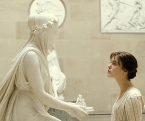 pride and prejudice, movie, and art image