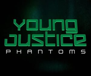 DC, young justice, and dcau image