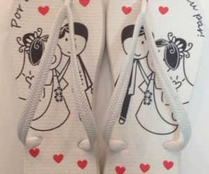 casamento, lembrancinhas, and chinelos image