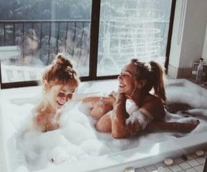 besties, cuties, and friendship image