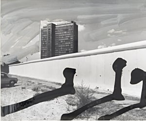 art, berlin, and saura image