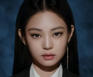 jennie, blackpink, and archive image