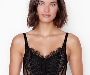 victoria´s secret, lingerie, and model image