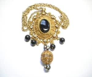 etsy, vintage necklace, and celebrity necklace image