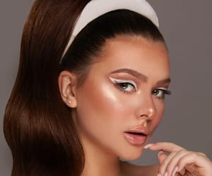 fashion dress makeup image