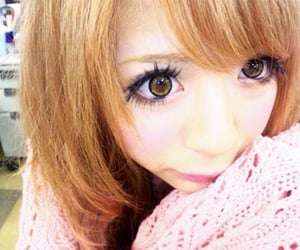 archive, japanese, and gyaru fashion image