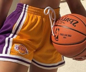 aesthetic, Basketball, and girl image