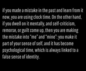identity, mental health, and mistake image