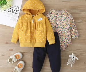 newborn, kids fashion, and infant clothes image