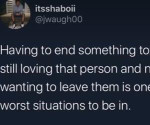 boyfriend, ex, and feelings image