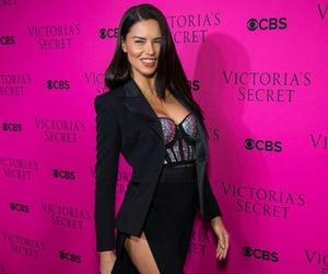 Adriana Lima, dress, and fashion image