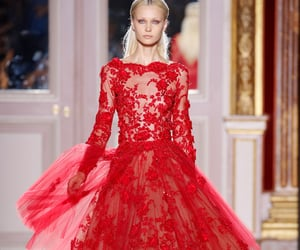Couture, haute couture, and Zuhair Murad image