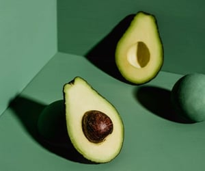 aesthetic, avocado, and background image