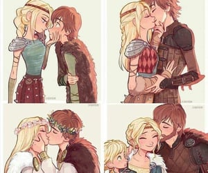 adorable, couple, and dreamworks image
