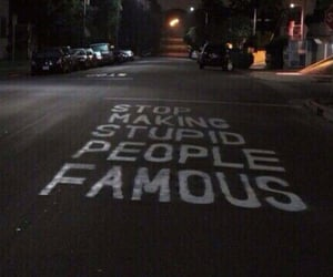 famous, positivity, and street image
