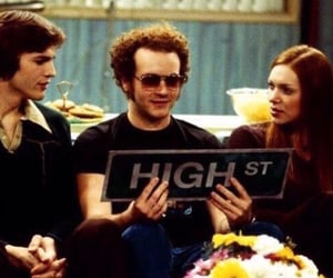 that 70s show, high, and weed image