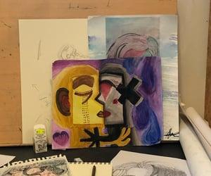 3d, art, and feelings image