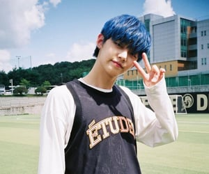 txt, yeonjun, and tomorrow x together image